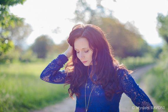 Photographe de mariage : le portrait de Aline Lallemand