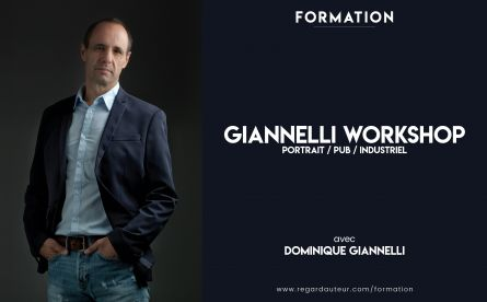 GIANNELLI WORKSHOP - Portrait / Pub / Industriel