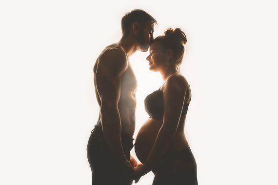 Top 30 des photos de grossesse en couple