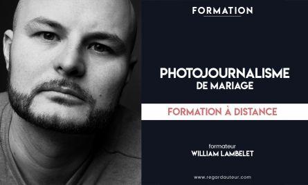 Formation à distance | Photojournalisme de mariage
