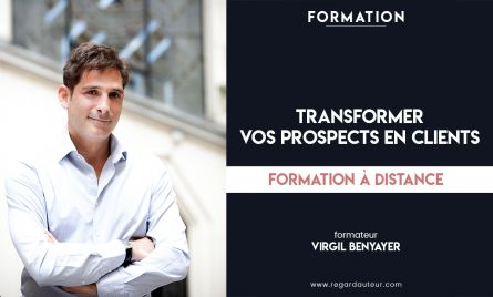 Formation à distance | Transformer vos prospects en clients