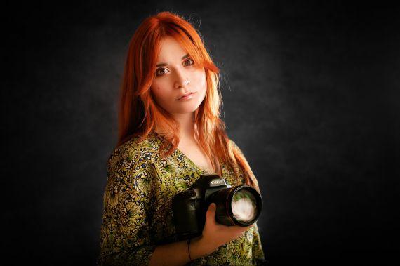 Photographe Lille : le portrait de Marie Destampes