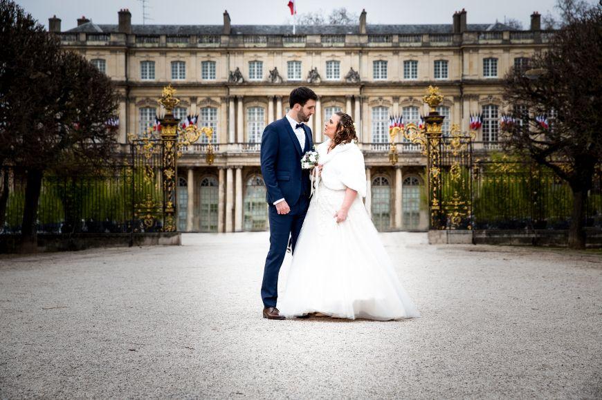 La sublime union de Justine et Cyrille   Photographe mariage à la Ferme Sainte-Geneviève près de Dommartemont