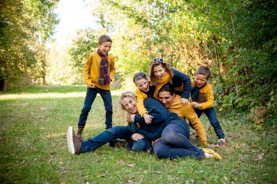 Shooting photos : Top 100 des séances en famille
