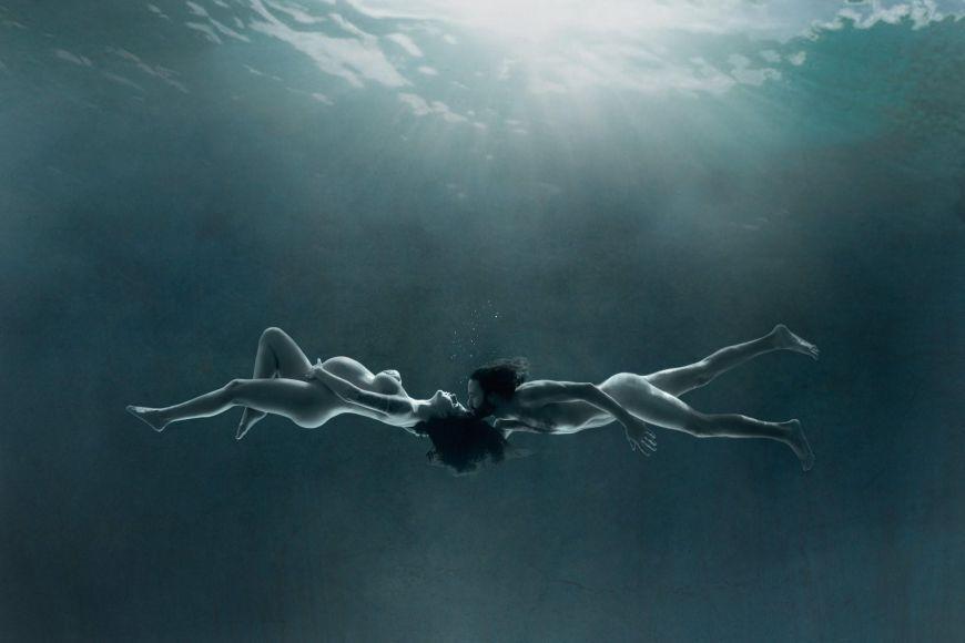 Découvrez l'underwater avec Alison Bounce