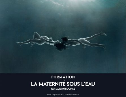 La maternité sous l'eau | Alison Bounce
