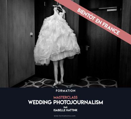 Masterclass : Wedding Photojournalism