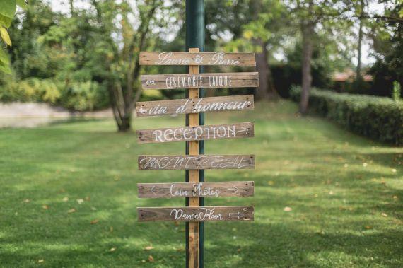 Planning de mariage: le secret de la tranquillité !