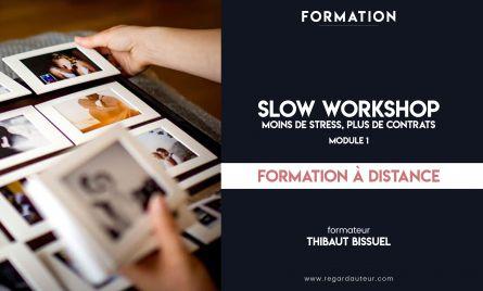 Formation à distance | Slow Workshop : moins de stress, plus de contrats (niveau 1)