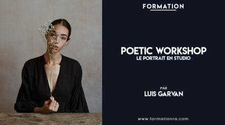Poetic Workshop  | Luis Garvan