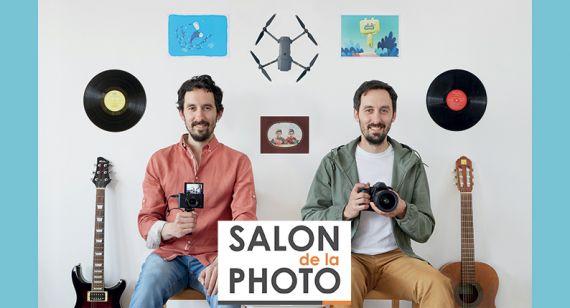 SALON DE LA PHOTO : 3 événements pour les photographes pro à Paris