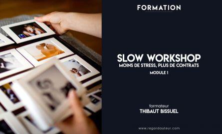 Slow Workshop : moins de stress, plus de contrats (niveau 1)
