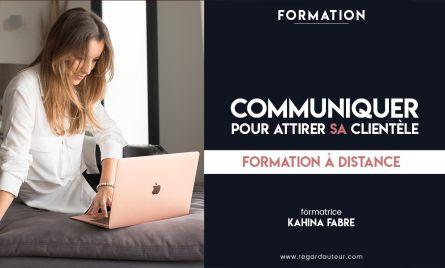 Formation à distance | Communiquer pour attirer SA clientèle