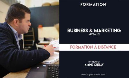 Formation à distance | Business & Marketing niveau 2