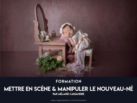 Mettre en scène et manipuler le nouveau-né