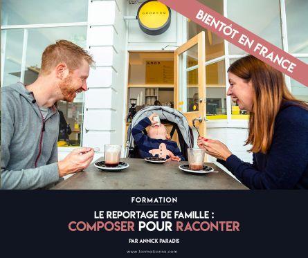 Le reportage de familles : composer pour raconter