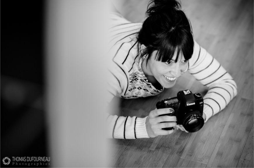 Photographe de mariage : le portrait de Pamela Castel-mouhot