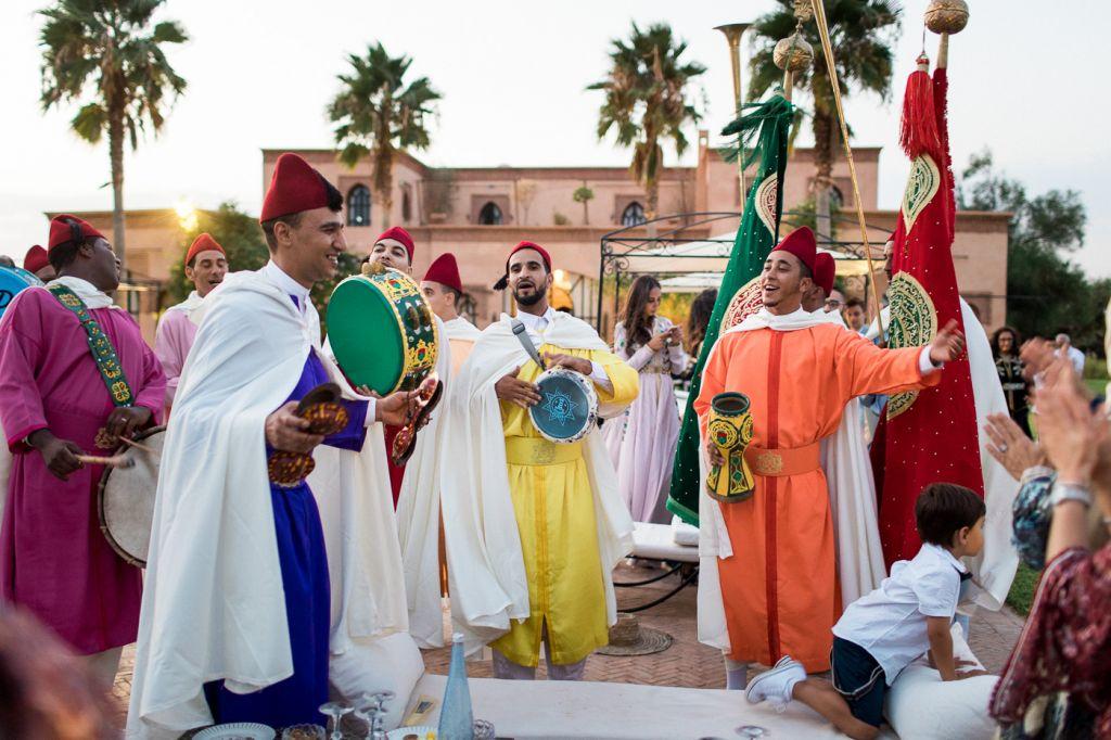 Mariage au cœur de la tradition musulmane : la prise de vue d'un photographe