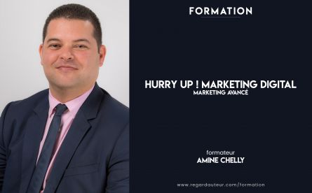 Hurry Up ! Marketing Digital nv1