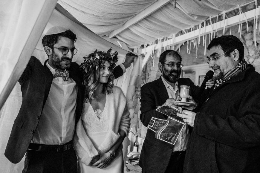mariage juif