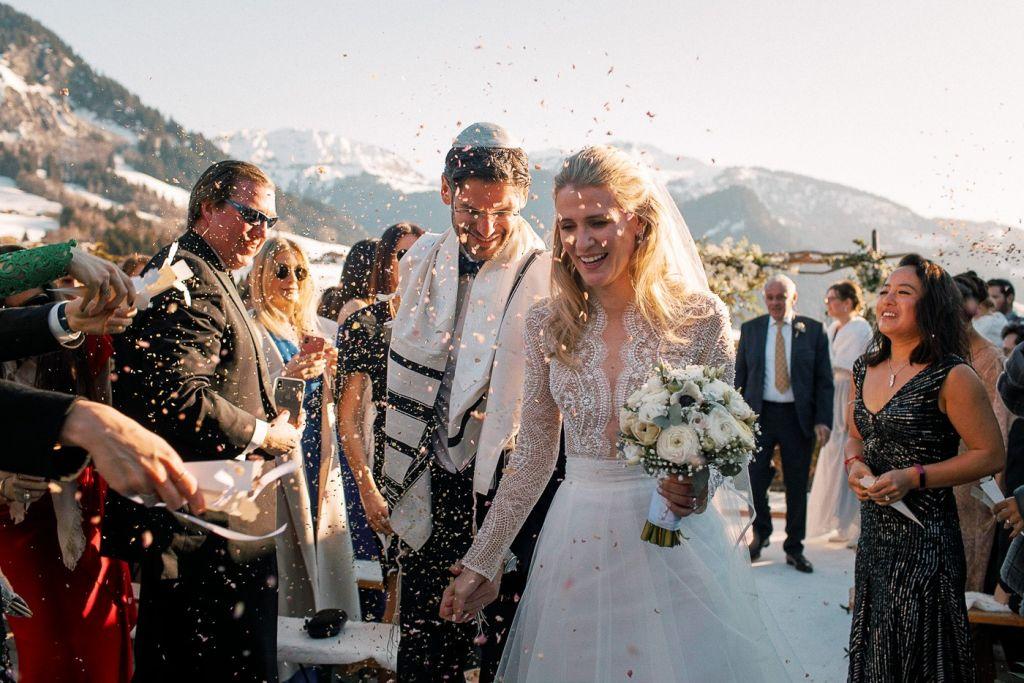 Un photographe de mariage pour immortaliser les mœurs et traditions juives