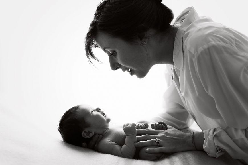 Top 30 des photos maman-bébé à réaliser