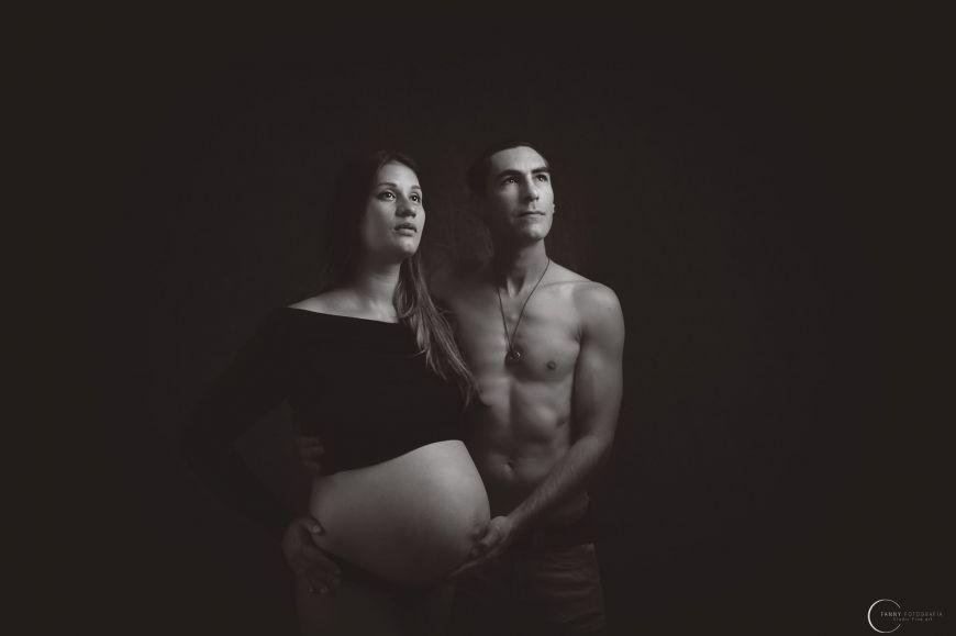 grossesse couple - Fanny Ferreira 1