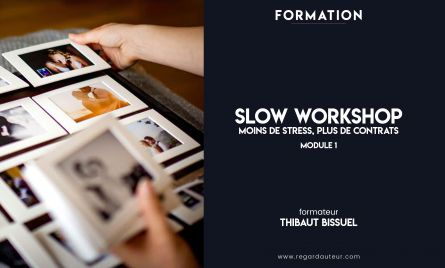 Slow Workshop : moins de stress, plus de contrats (niveau 1)