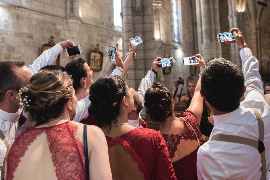 Photographe mariage au Château de Malliac