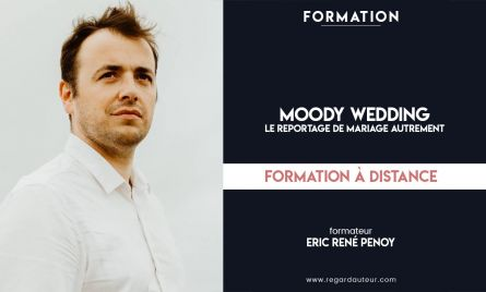 Formation à distance | Moody Wedding : le reportage photo de mariage autrement