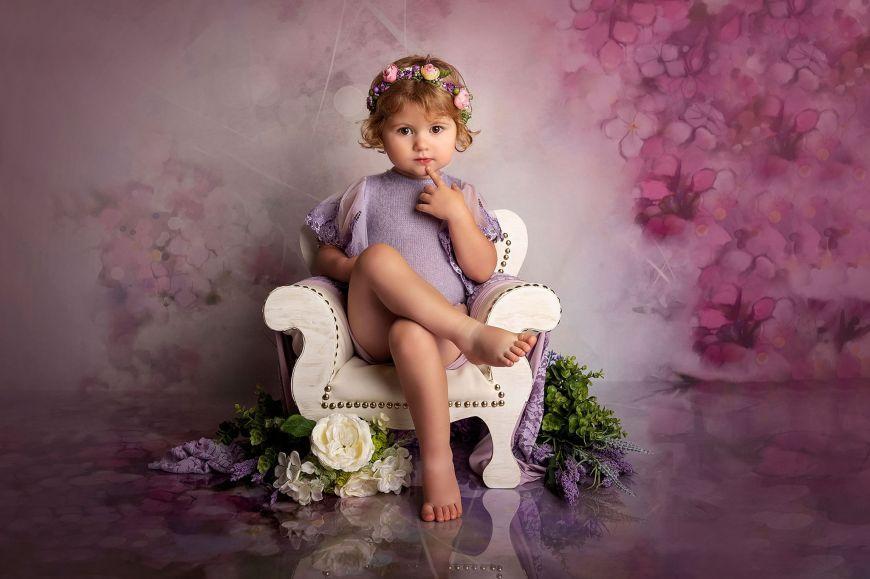 Top 20 des portraits d'enfant
