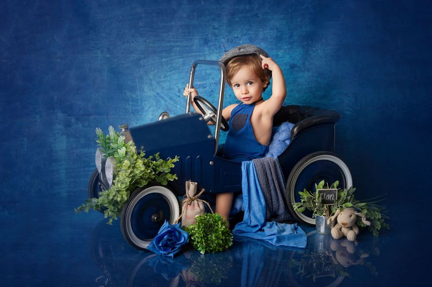 Photographe portrait enfant Bordeaux 2