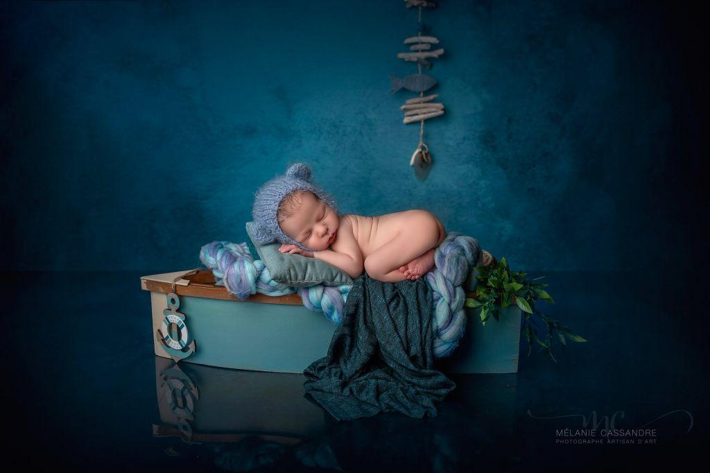 Photographe naissance Melanie Cassandre Regard d'auteur