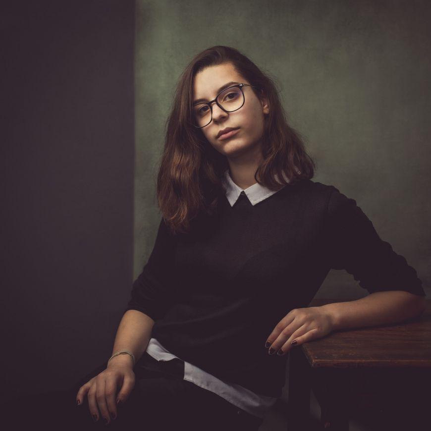 Portrait individuel Muriel  Meynard MurielM portrait