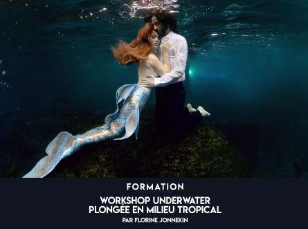 Workshop Underwater : plongée en milieu tropical