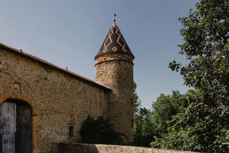 Mariage Chateau Courbeville