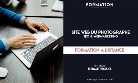 Formation à distance | Site web du photographe