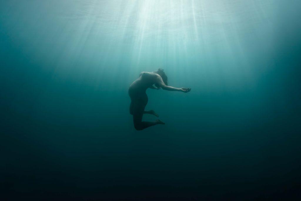 formation photo underwater grosesse aquatique