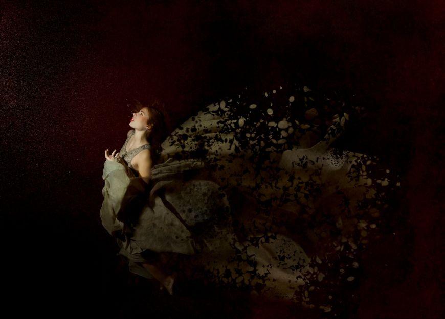 Photographe portrait underwater Alison Bounce 06