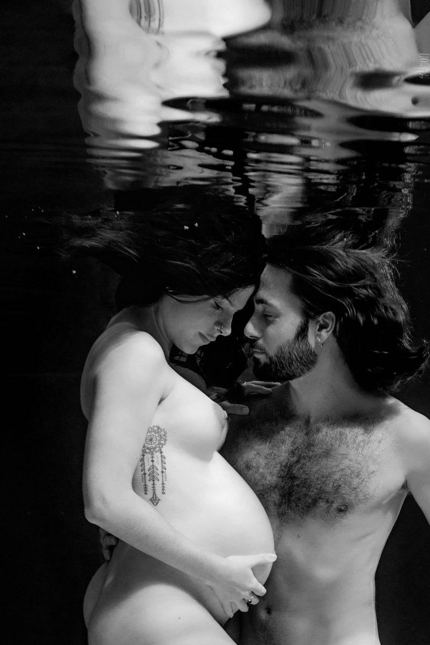 Photographe portrait underwater Alison Bounce 09