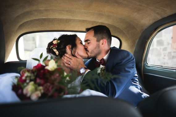 Le mariage magique de Mylène et Gregory | Photographe mariage au Château de Malliac près d'Agen