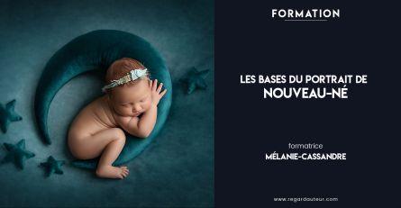 Formation à distance | Les bases du portrait de nouveau-né
