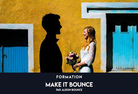 Make it bounce à distance