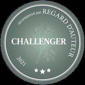 Crachá Challenger