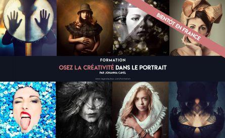 Osez la créativité dans le portrait